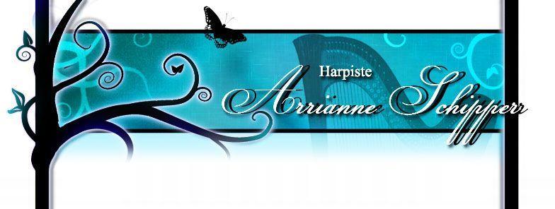 Harpiste Arrianne Schipper