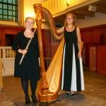 Duo Harp-Fluit met Anna Zeijlemaker